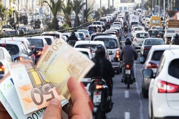 Τεράστια ανάσα για τα τέλη κυκλοφορίας 2021: Παράταση ως την άνοιξη για την πληρωμή τους!