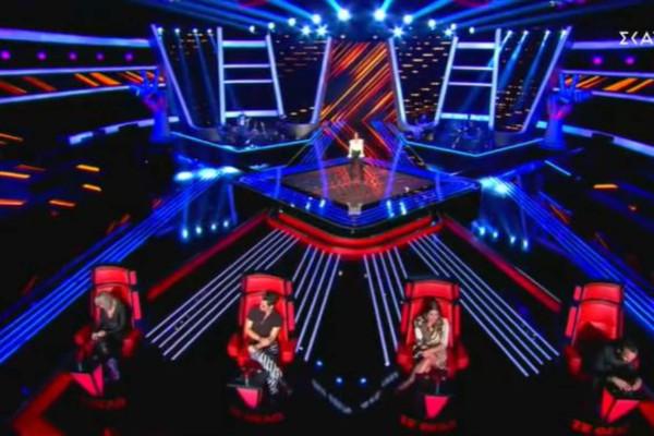 The Voice: Δείτε τα highlights από το χθεσινό 01/11 επεισόδιο