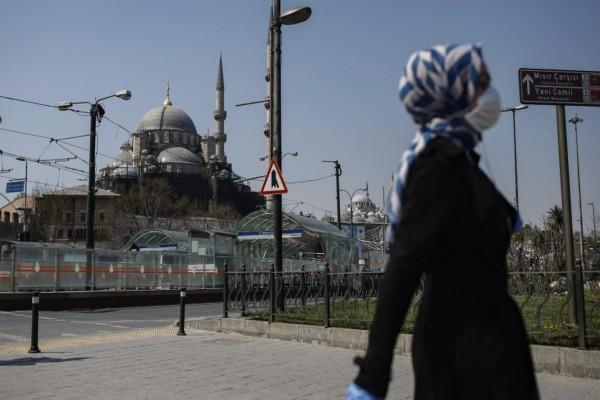 Κορωνοϊός - Τουρκία: