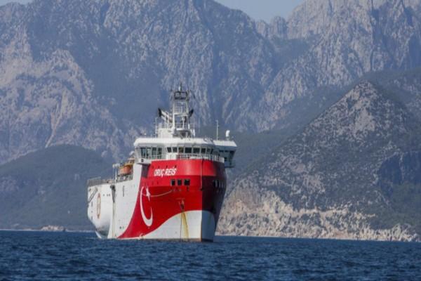 Με αντι-Navtex απαντά η Ελλάδα στην παράνομη τουρκική Navtex για το Καστελόριζο