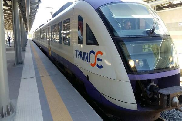 ΤΡΑΙΝΟΣΕ: Έκτακτα δρομολόγια για Αθήνα - Θεσσαλονίκη το Σαββατοκύριακο