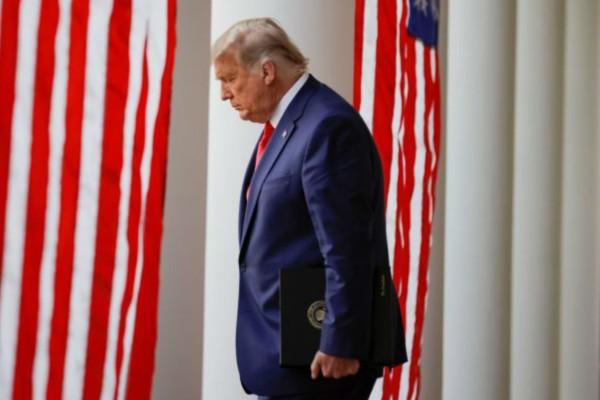 Εκλογές-ΗΠΑ: Ο Τραμπ παραδέχθηκε την ήττα του για πρώτη φορά - Η ατάκα «φωτιά» (photo)