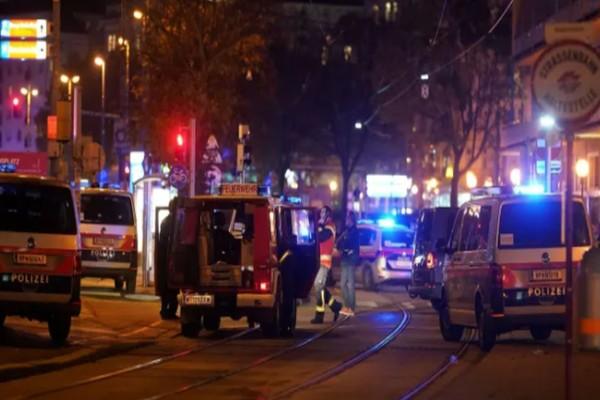 Τρομοκρατική επίθεση στη Βιέννη: Τζιχαντιστής του ISIS ο ένας δράστης - 3 νεκροί, αρκετοί τραυματίες