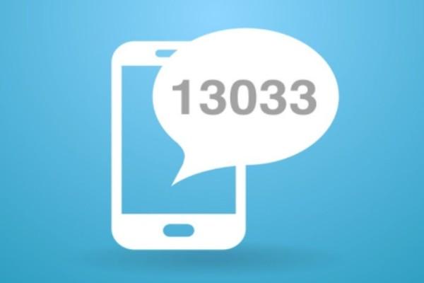 13033: Ποιον αριθμό θα στέλνουμε για ρεβεγιόν τα Χριστούγεννα και την Πρωτοχρονιά!