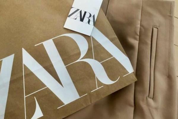 Zara: Αγοράστε εμπριμέ φόρεμα σε εκπληκτική τιμή - Κοστίζει μόνο 15,99€ από 29,95