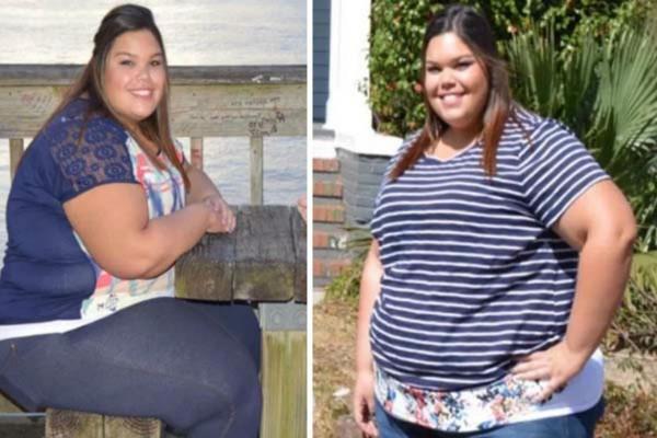 Ολική «μεταμόρφωση»: 22χρονη έχασε 80 κιλά - Το «μυστικό» στη διατροφή που τις άλλαξε τη ζωή (photos)