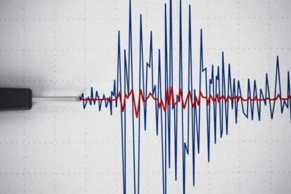 Σεισμός κοντά σε Ναύπακτο και Πάτρα