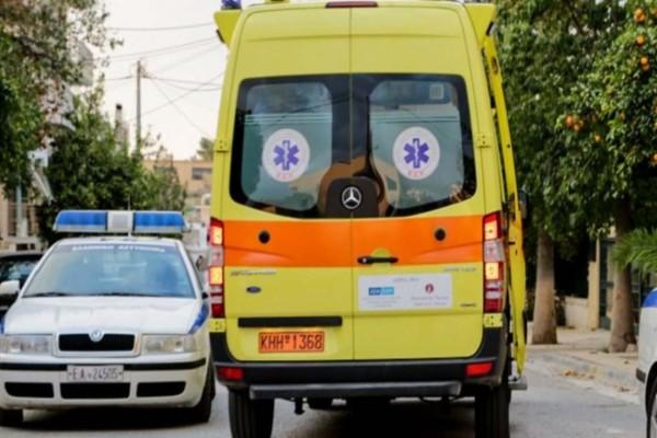 Τραγωδία στην Πάτρα: 47χρονος έπεσε στο κενό από τον τρίτο όροφο