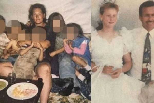42χρονος απήγαγε την 12χρονη κόρη του για 20 χρόνια - Έκανε μαζί της 9 παιδιά!