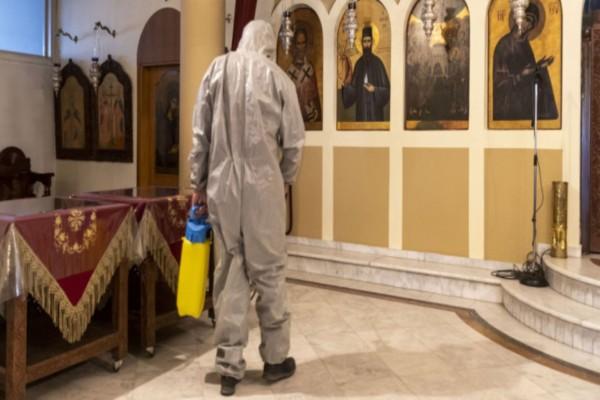 Κορωνοϊός - Αργολίδα: Μία χριστουγεννιάτικη λειτουργία μετατράπηκε σε εστία μετάδοσης του ιού