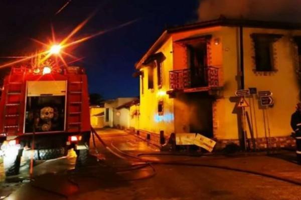 Τραγωδία στην Αργολίδα: Δύο νεκροί μετά από φωτιά σε σπίτι