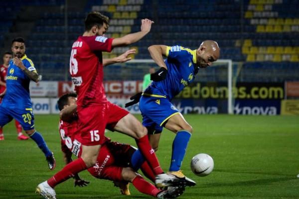 Super League: Παλικαρίσια επιστροφή του Βόλου και «Χ» στην Τρίπολη
