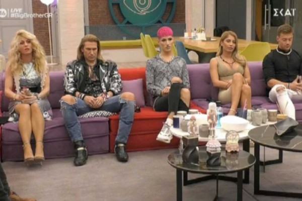 Big Brother: Σοκ στην αποχώρηση - Έφυγε το μεγάλο φαβορί πριν από τον τελικό