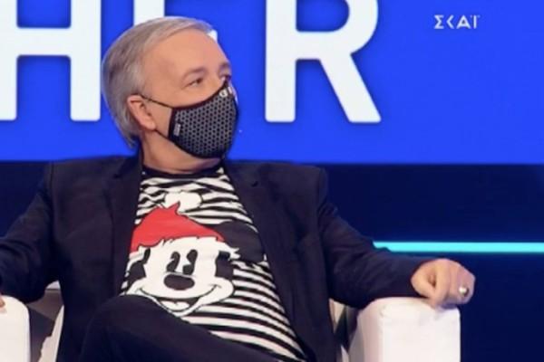 Big Brother: Νέο «καρφί» του Ανδρέα Μικρούτσικου στο live για την παραγωγή