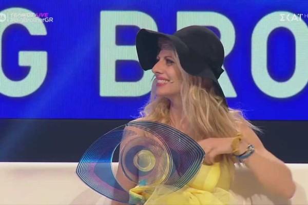 Big Brother: Πριν φύγει… τα κέρασε όλα στο πιάτο - Το αισχρό πλάνο της νικήτριας με τα στήθη της στη live μετάδοση