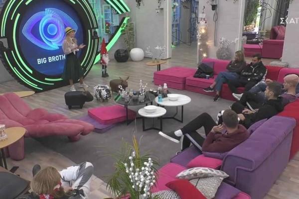 Big Brother: Τεράστια ανατροπή στο σπίτι - Ο νικητής του βέτο φέρνει «τιτανομαχία» στην αποχώρηση