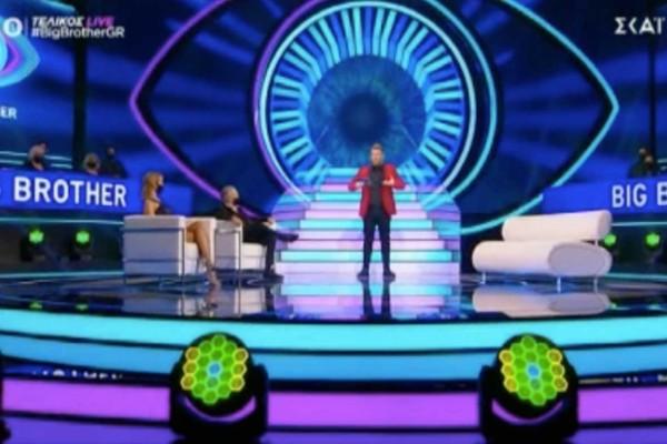 Big Brother: Αυτή είναι η νικήτρια και παίρνει τα 100.000 ευρώ!