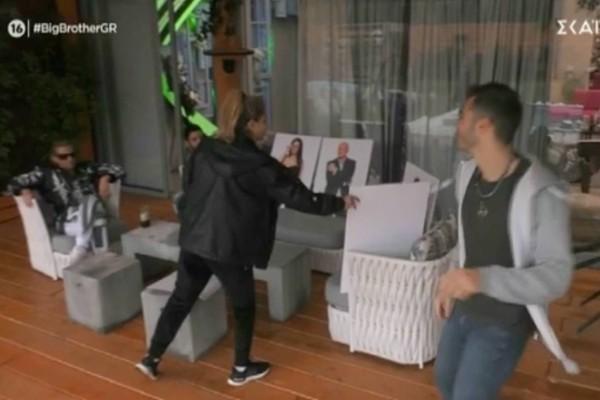 Big Brother: Το… έκαψαν στο σπίτι με το τραγούδι της Σοφίας - Τραγική φιγούρα η Άννα Μαρία