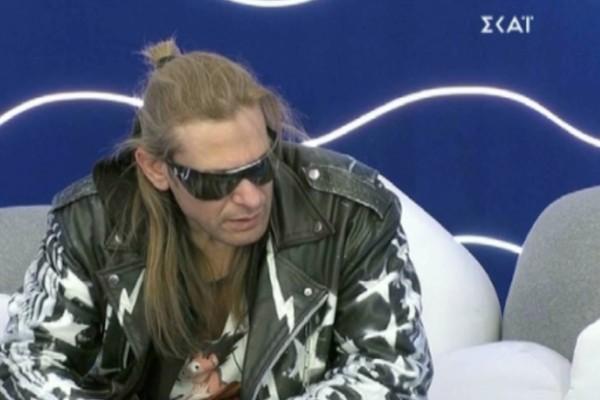 Big Brother: Πλάνταξε στο κλάμα ο Δημήτρης Πυργίδης - Συγκίνησε με τα γράμματά του το «Μεγάλο Αδελφό»