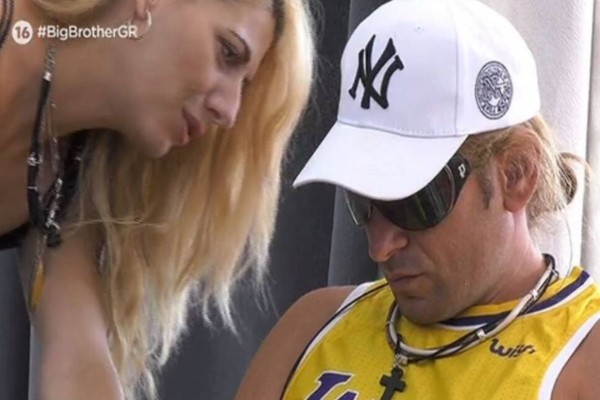 Χυλόπιτα-έπος με μια ατάκα στο Big Brother: Η Άννα Μαρία ρεζιλεύει τον γόη Πυργίδη σε 3 δευτερόλεπτα