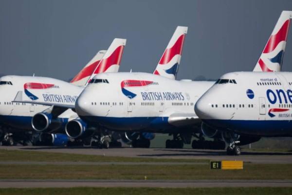 «Κόκκινος» συναγερμός στην Ελλάδα για την British Airways
