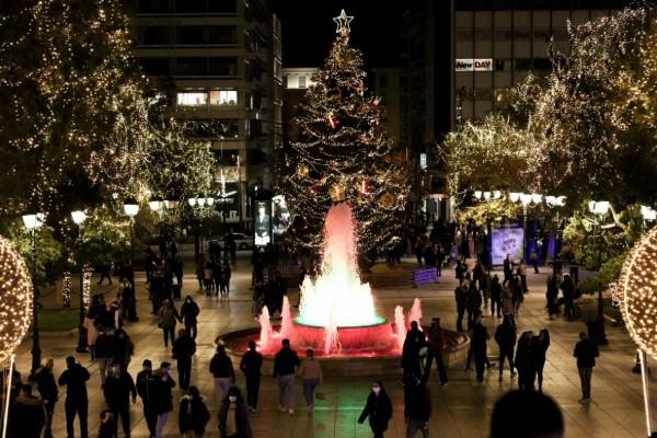 Κορωνοϊός: Όλα τα μέτρα για τα Χριστούγεννα - Tι ισχύει για μετακινήσεις, sms, αγορές