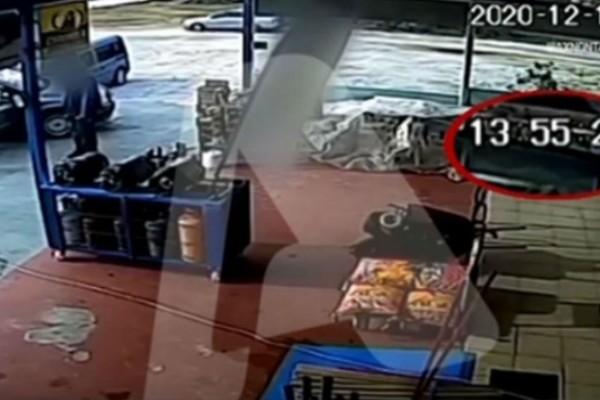Δολοφονία 42χρονου επιχειρηματία: Οι τελευταίες στιγμές του - Βίντεο-ντοκουμέντο