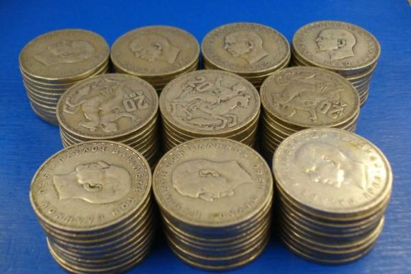 Πανικός με τις δραχμές: Τόσα ευρώ μπορείτε να τις πουλήσετε