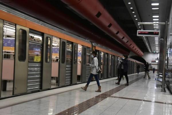 ΜΜΜ: Τι ώρα σταματούν τα δρομολόγια ΗΣΑΠ, μετρό και τραμ την Παραμονή Πρωτοχρονιάς