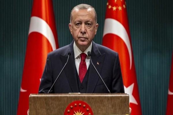 Ερντογάν: Να απαλλαγεί σύντομα η ΕΕ από τη στρατηγική της τύφλωση