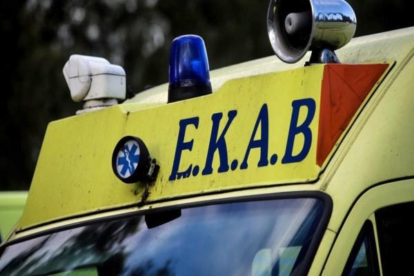 Τραγωδία στη Θεσσαλονίκη: Γυναίκα