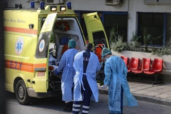Σοκ στη Λάρισα: Στην ΜΕΘ 18χρονη που χτυπήθηκε από ρεύμα στις γραμμές του τρένου