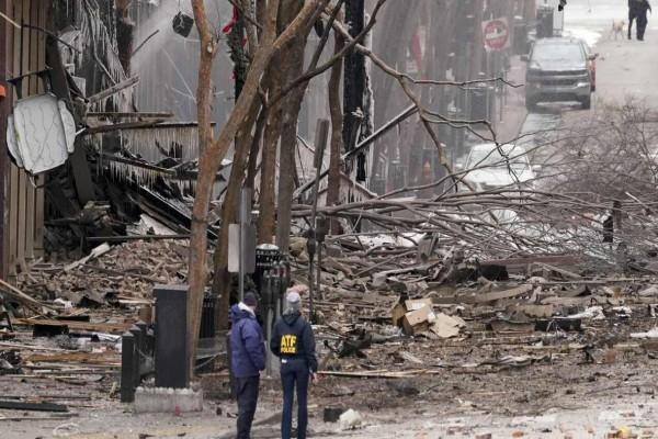 ΗΠΑ: Νεκρός ο 63χρονος ύποπτος για την έκρηξη στη Νάσβιλ