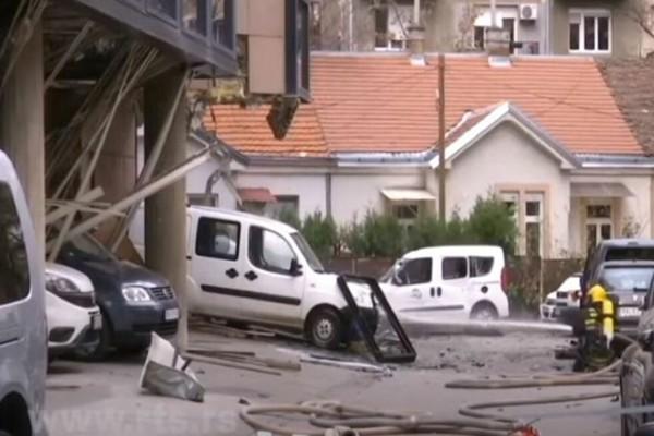 Συναγερμός στη Σερβία: Ισχυρή έκρηξη στο Βελιγράδι - Τουλάχιστον ένας νεκρός