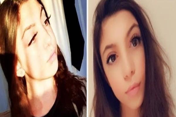 Θλίψη: Το τελευταίο αντίο στην 13χρονη Έλλας Κωνσταντίνου που