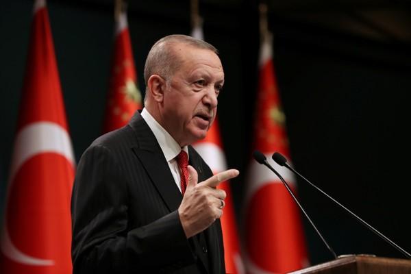 Οργή Ερντογάν για τις κυρώσεις ΗΠΑ κατά της Τουρκίας
