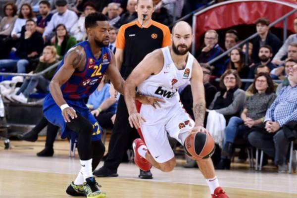 Euroleague: Ψάχνει αντίδραση στην Βαρκελώνη ο Ολυμπιακός!