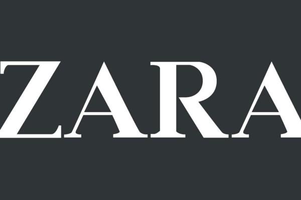 ZARA: Αγοράστε φόρεμα με ανάγλυφα πουά και ζώνη μόνο με 19,99€ από 39,95