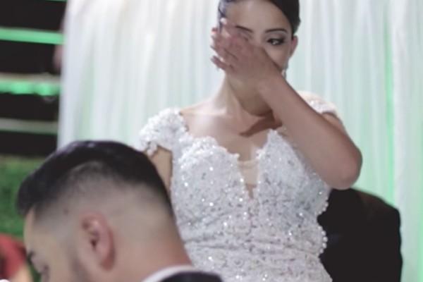 Χαμός σε γάμο: Γαμπρός διακόπτει την τελετή και παραδέχεται την αγάπη του για άλλη γυναίκα - Γυρνάει να φύγει και η νύφη...