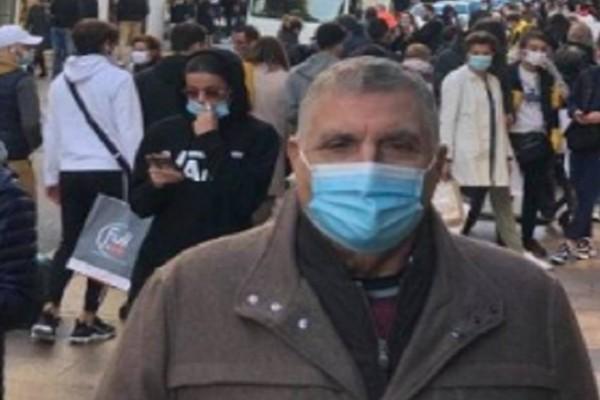 Ο Γιώργος Τράγκας κράζει από τις... Κάννες την Ελλάδα:
