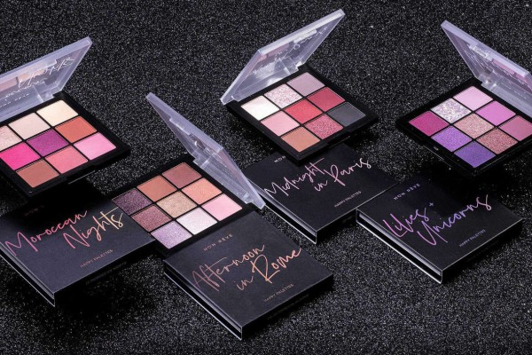 Happy Palettes: Ίδια παλέτα, διαφορετικό look κάθε φορά!