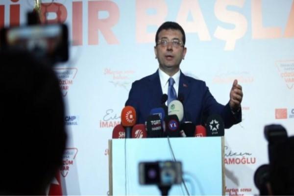 Τουρκία: Φήμες για σχέδιο δολοφονίας του Ιμάμογλου από τζιχαντιστές του ISIS