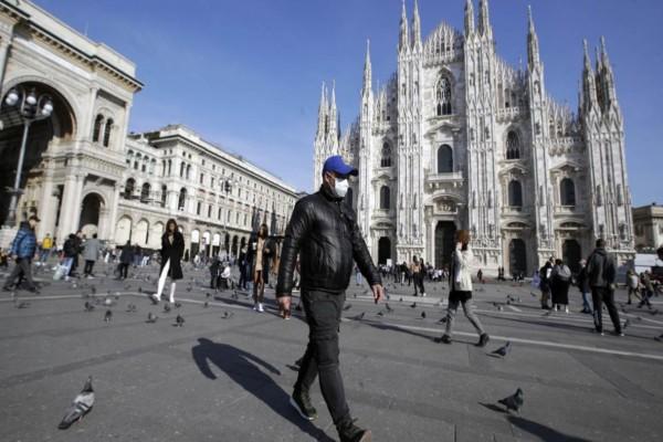 Κορωνοϊός - Ιταλία: Εντοπίστηκε ασθενής με τον μεταλλαγμένο ιό