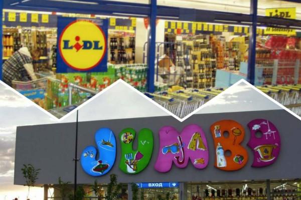 Οργή Jumbo για τα σούπερ μάρκετ Lidl - Συναγερμός