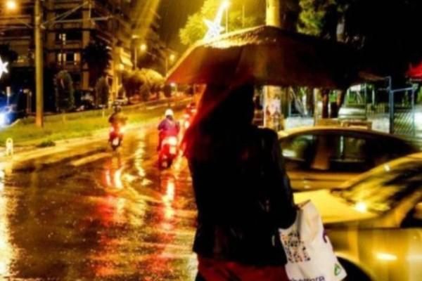 Έκτακτο δελτίο επικίνδυνων καιρικών φαινομένων: Ισχυρές καταιγίδες τις επόμενες ώρες!