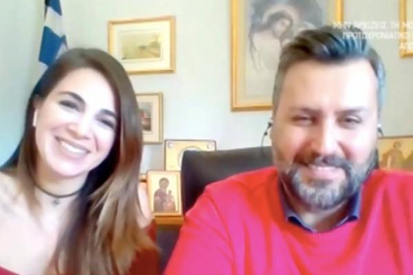 Τρελά ερωτευμένος ο Γιάννης Καλλιάνος: Παντρεύεται την Κυριακή (3/1) με την αγαπημένη του