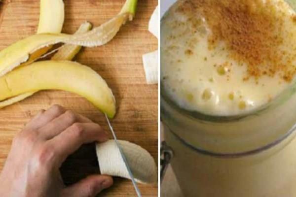 Βράσε μπανάνα και κανέλα, πιες το ζουμί λίγο πριν τον ύπνο και... Απίστευτο!