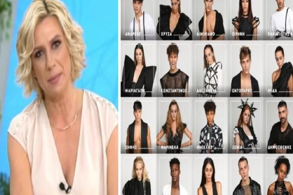 Spoiler «φωτιά» της Καραβάτου για τον τελικό του GNTM: «Αυτοί είναι οι...» (Video)