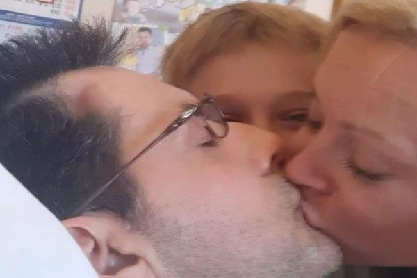 «Ύστερα από 3 χρόνια σκληρής μάχης...»: Σπαράζει καρδιές η σύζυγος του Κωνσταντίνου Αγγελίδη!