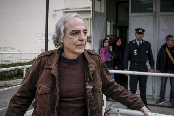Δημήτρης Κουφοντίνας: Στις φυλακές Δομοκού ο τρομοκράτης
